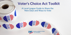 Voter's Choice Act Outreach Toolkit, voting, California, VCA, vote centers, cavotes