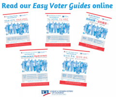 Easy Voter Guides online, cavotes, elections, california, voter guide