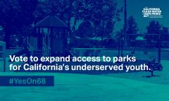 Yes on Prop 68 image of parks