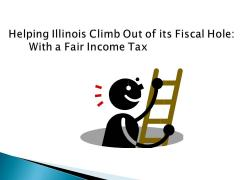 Helping Illinois Climb Out of its Fiscal Hole