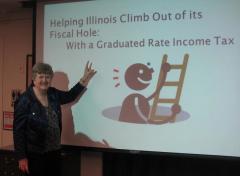 Jean Pierce - Graduated Income Tax