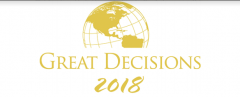 Great Decisions 2018