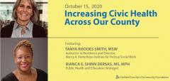 Increasing Civic Health Event oct 15 Image