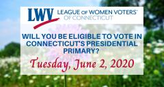 Presidential Primary June 2 2020 Image