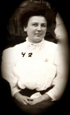 Suffragist Maria Guadalupe Evangelina Lopéz
