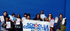 Schools and Communities First, Reform Prop 13, split roll, League of Women Voters of California