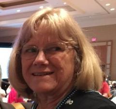 Suzan Requa, LWVDV co-president