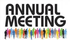 annual meeting clip art