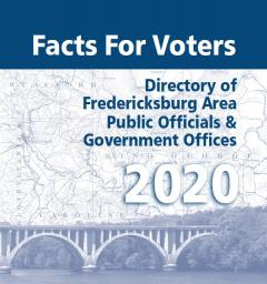 Cover of 2020 Facts 4 Voters