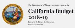 california governors budget logo