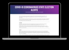 Vote411.org coronavirus state election alerts