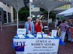 League of Women Voters of Boise
