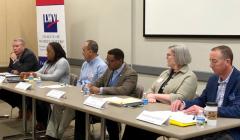 Restorative Practices Panel April 2018