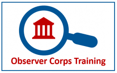 Observer Corps Training