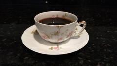 Coffee and coffee cup