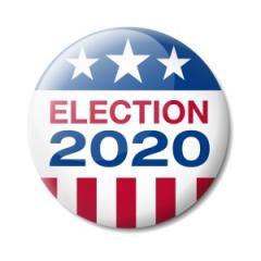 Election 2020 Button