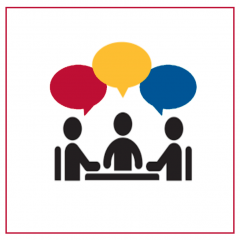 Board Meeting Logo