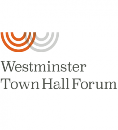 Westminster Town Hall Forum Logo