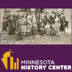 Mn History Center Votes for Women