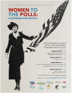 Women Suffrage Film festival