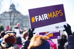 fair maps, redistricting, California, LWV, gerrymandering, AB 849