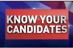 Candidate Forum - Know Your Candidate