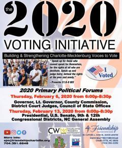 2020 Voting Initiative