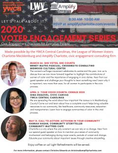 2020 Voter Engagement Series