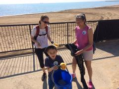 57th Street Beach Clean-up
