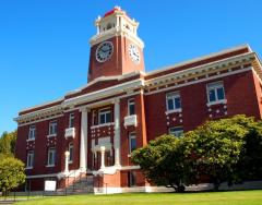 Clallam courthouse