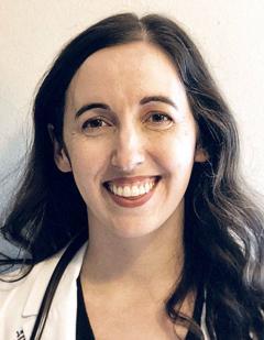 Dr Allison Unthank