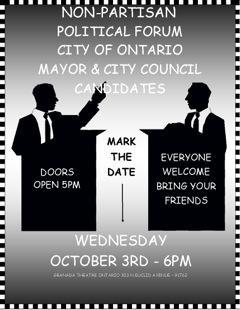 Ontario Non-Partisan Political Forum