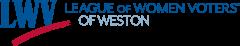 LWV Weston Local League Logo