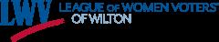 Logo for LWV Wilton