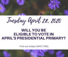 Presidential Primary April 28 2020 Image