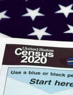 US Census 2020 image