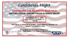 Candidates Night 2020