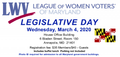Legislative Day Poster