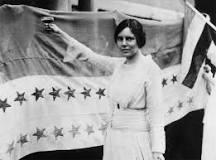 Westlake-North Olmsted Chapter Meeting/Alice Paul Remembers