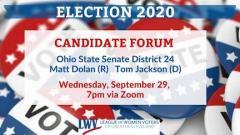 forum OH state senate district 24