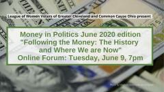 Money in Politics June 9
