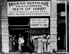 Suffrage as a Generational Movement