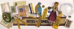 Women's Suffrage Memorabilia