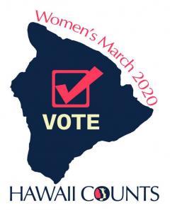 2020 Hilo Women's March - Jan. 19