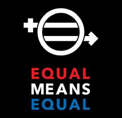 Equal Means Equal Logo