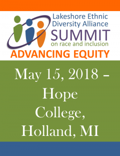 Lakeshore Ethnic Diversity Alliance Summit on Race and Inclusion - May 15, 2018