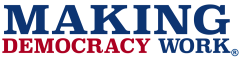 Making Democracy Work logo