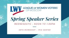 Moscow 2020 Spring Speaker Series