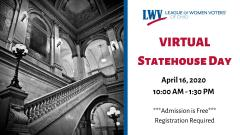 2020 Virutal State House Day LWVO