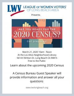 Census Event